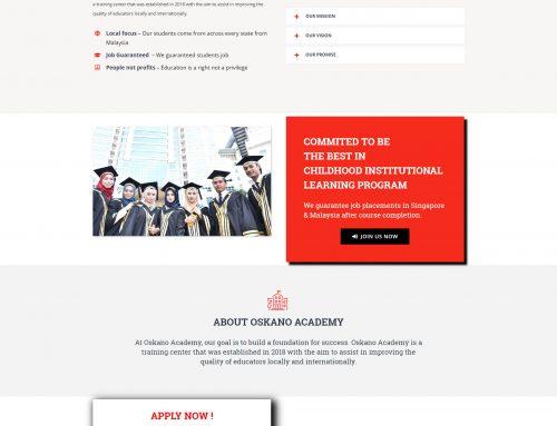 Oskano Academy