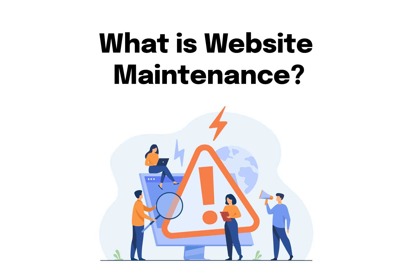 what-is-website-maintenance